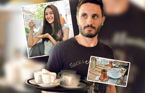 Bez 200 dinara NEMA kafe: Objektiv sa kafedžijama nakon najave POSKUPLJENJA omiljenog srpskog pića (FOTO)