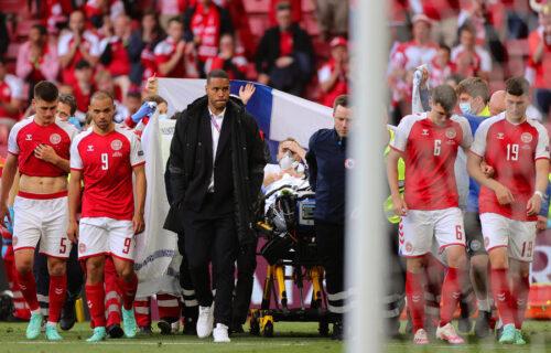 Divan gest UEFA: Evropska kuća fudbala pozvala Eriksena i njegove heroje na finale Eura!