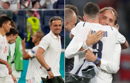 Poznati sastavi prvog polufinala: Italijani sa očekivanom ekipom na terenu, Španci sve šokirali postavom!