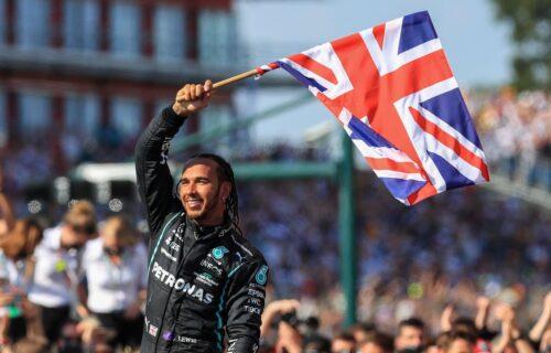 Hamilton na udaru javnosti: Britanski vozač zasut rasističkim uvredama nakon trke u domovini!