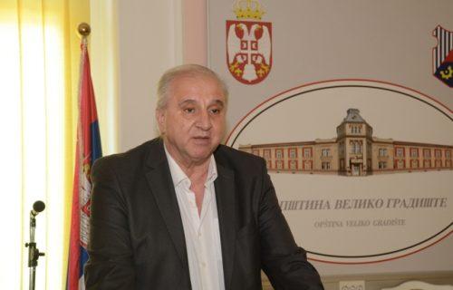Predsednik opštine Veliko Gradište ISTIČE: Ne naseljavamo MIGRANTE