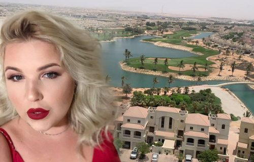 """""""Nigde nije kao u Srbiji"""": Marijana (27) otišla u Dubai da radi, pa shvatila šta joj NEDOSTAJE (FOTO)"""