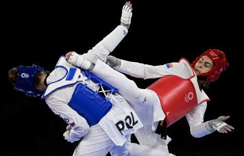 Bravo, carice! Još jedna pobeda, Milica Mandić će se boriti za medalju!
