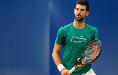 Prvo da preskoči Delijena: Novak saznao ime narednog rivala na igrama u Tokiju