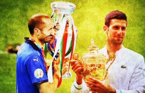 Legenda nad legendama: Kjelini trofej posvetio pokojnom saigraču, a onda je pomenuo i Novakovo finale