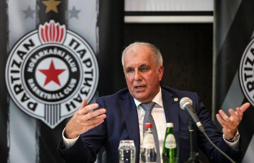 Partizan dobija rivale u Evrokupu: Sve je spremno za novi format takmičenja, crno-beli u četvrtom šeširu!