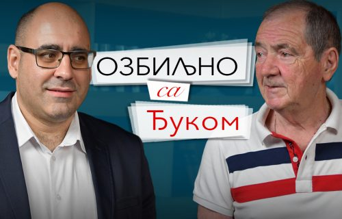 EKSKLUZIVNI VIDEO! Svetozar Vujačić, savetnik ministra policije: Nebojša Stefanović je KRIV!