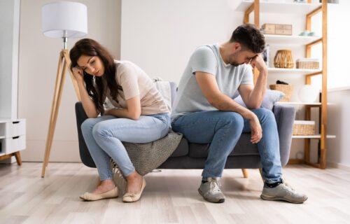 Istraživanje utvrdilo: Zbog ove TRI stvari se parovi najčešće SVAĐAJU