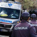 Teška NESREĆA kod Šapca: U sudaru nekoliko vozila POGINUO muškarac, povređeno osam osoba