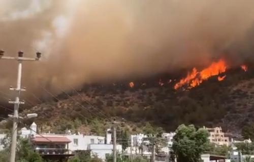 Oglasili se iz srpske ambasade u Turskoj: Evo šta je sa našim građanima koji su u području požara