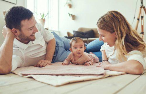 Za novopečene RODITELJE: Pet saveta koji će vam pomoći u početku
