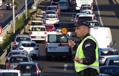Počela nova AKCIJA saobraćajne policije: Evo za koje će se stvari vršiti KONTROLA