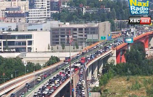 KOLAPS u Beogradu! Popodnevni špic počeo ranije: Evo gde je najveća GUŽVA u prestonici (FOTO)
