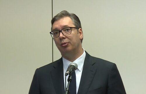 """Predsednik Vučić: """"Ponosan sam na našu borbu protiv MAFIJE i na to što sam im prvi na listi za ODSTREL"""""""