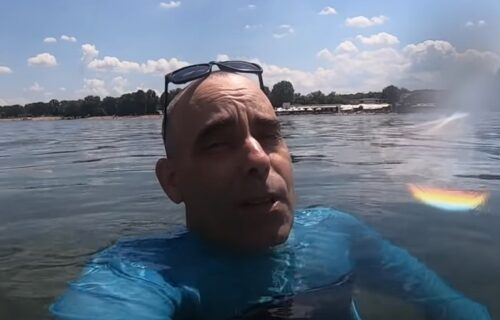 Amerikanac snimao na Adi Ciganliji, pa reportažom ZGROZIO sve: Ušao i na NUDISTIČKI deo kupališta (VIDEO)