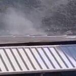 POŽAR i na bosanskom letovalištu! GORELO kod Neuma, evakuisan najveći hotel (VIDEO)