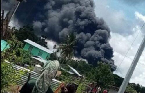 Pronađena CRNA KUTIJA filipinskog aviona: Pilot promašio pistu, poginulo 50 ljudi