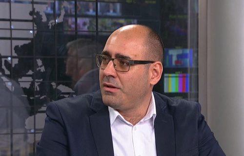 """Vladimir Đukanović: """"Ako neko urušava Vučića, to su pojedini koji su na čelu nekih institucija"""""""
