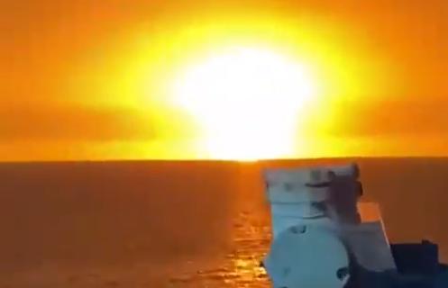Razneta platforma na gasnom polju: Ovo su detalji stravične EKSPLOZIJE u Azerbejdžanu (VIDEO)