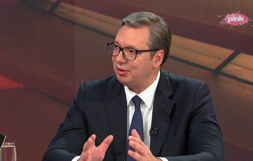 Intervju sa predsednikom oborio SVE REKORDE: Svaki treći Srbin gledao Vučića (FOTO)