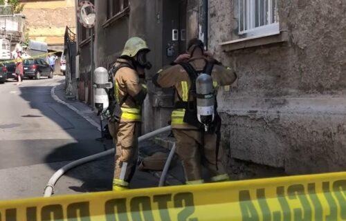 Haos u Sarajevu: Izbio veliki požar, POGINULA jedna osoba (VIDEO)