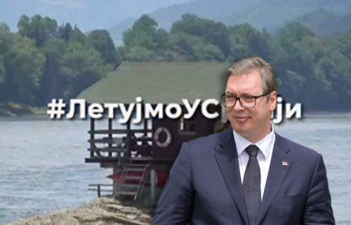 Vučić otvorio profil na TikToku: Predsednik uputio građanima poruku pred godišnje odmore (VIDEO)