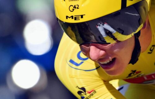 Novi-stari šampion: Slovenac drugu godinu zaredom najbolji na Tur de Fransu!