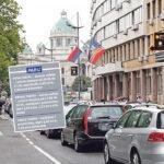 DERIKOŽE na točkovima! Taksi u Beogradu SKUPLJI nego u Parizu: Evo kolike će cene biti po NOVIM tarifama