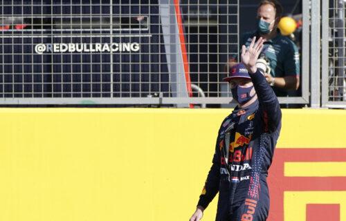 Ferstapen ispisao istoriju Formule 1: Holanđanin startuje sa pol pozicije u trci za VN Velike Britanije!