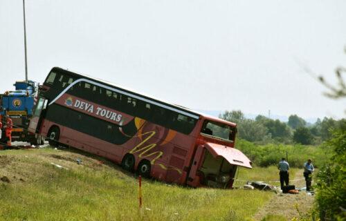 Nakon ispitivanja vraćen u PRITVOR: Vozač autobusa u kojem je stradalo deset ljudi branio se ĆUTANJEM