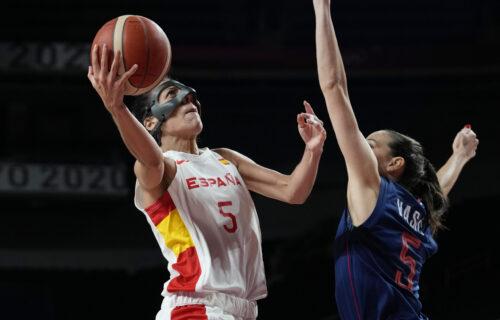 Revanš Španije srpskim košarkašicama za poraz na Eurobasketu: Tri četvrtine nisu dovoljne za pobedu