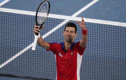 Novakov dupli program i u petak: Poznato kada će na teren u singlu i dublu, razlika može biti minimalna!