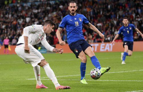 Morata konačno razbio crni niz: Španci šokirali Italijane pogotkom u završnici! (VIDEO)