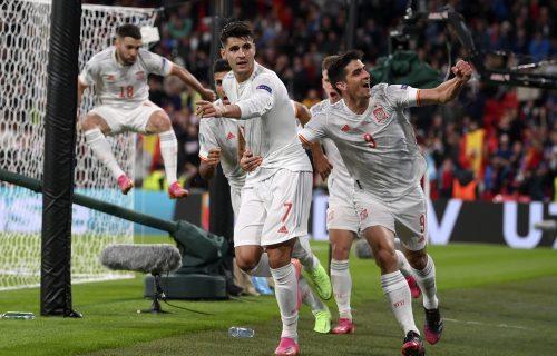 Čovek paradoks ušao u istoriju: Morata najbolji strelac Španije na Evropskim prvenstvima!