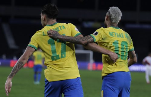 Milan olako pustio bisera: Paketa izbacio Peru, Brazil čeka Argentinu u velikom finalu! (VIDEO)