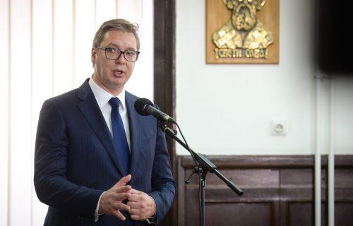 Predsednik Vučić: Šaljemo podršku Belgiji, Holandiji i Luksemburgu da se izbore sa posledicama katastrofe