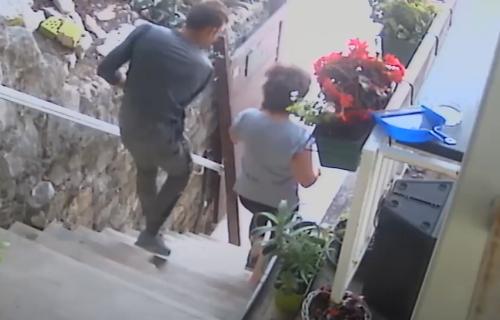UHAPŠEN manijak (28) iz Splita: Razbio ženi flašu o glavu, potom NAPAO još jednu sugrađanku (VIDEO)