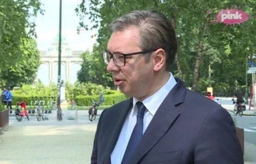 """Zašto Albanci neće da otvore arhivu OVK? Vučić: """"Kažu da ne postoji, traže način da sabotiraju dijalog"""""""