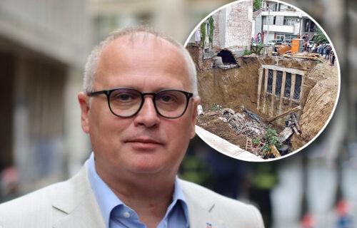 """Stanari urušene zgrade na Vračaru DOBIJAJU STANOVE! Vesić: """"Gradiće se nova zgrada na istoj lokaciji"""""""