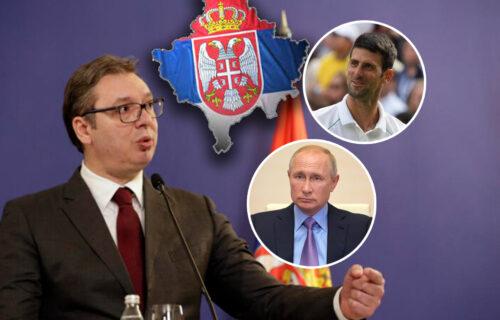 Predsednik Vučić POČASNI GRAĐANIN Zvečana: Isto priznanje dodeljeno Putinu i Novaku Đokoviću