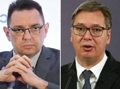 Vučević i Komlenski podneli KRIVIČNU PRIJAVU protiv Vučića i Vulina: Traže da budu utvrđene sve činjenice