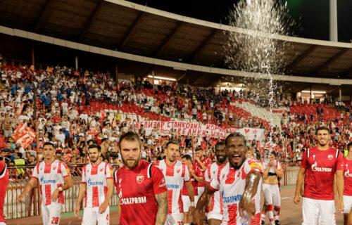 Zvezda može na zagrebački Dinamo: Evo ko su potencijalni rivali crveno-belih u plej-ofu Lige šampiona