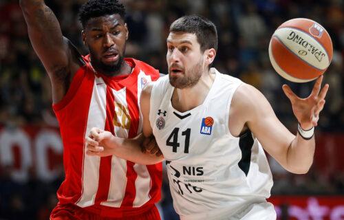 Odrastao sam uz Partizan, ali daću 110% protiv njega: Đorđe Gagić jedva čeka duel u Beogradu