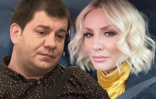 Goca Tržan reagovala na tvrdnje BIVŠEG muža Ivana Marinkovića: Nismo ni bili VENČANI u crkvi