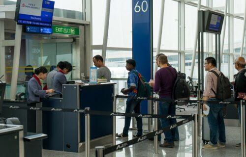 Paralisao aerodrom kad su mu rekli da mora da plati prtljag: Policiji je rekao ono što se NIKADA ne kaže