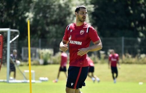 Prve reči Dragovića nakon što se priključio ekipi: Nadam se samo jednoj stvari!