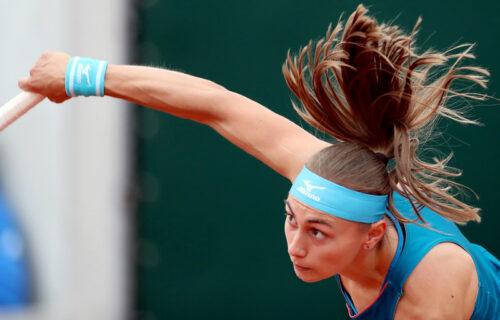 Aleksandra Krunić solidna u Španiji: Srpska teniserka savladala Čileanku i plasirala se u četvrtfinale