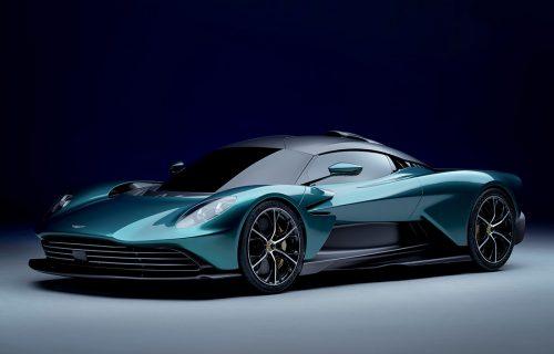 Novi automobil Džejmsa Bonda je hibrid: Kultni brend predstavio ZVER od 937 konja (VIDEO)