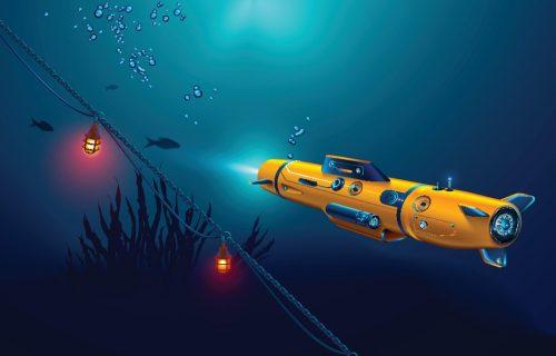 """KRALJ morskih dubina: Ruski dron """"Sarma"""" prelazi 10.000 kilometara bez pilota (VIDEO)"""