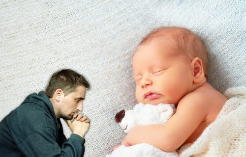 """""""Upropastili su Taliju ZAUVEK"""": Ostavio bebu kod babe i dede, ŠOKIRAO se kad je video šta su joj uradili"""